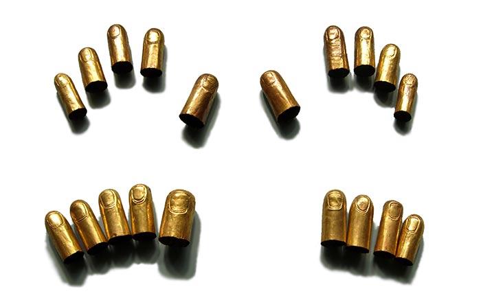 Bijoux Égyptiens pour doigts de pieds